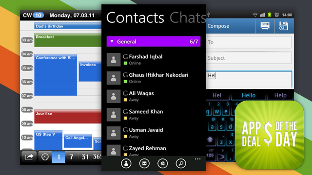 Daily App Deals: Instant Messaging Aggregator IM+ for Windows Phone 7 Now Free