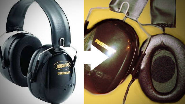 Make a Pair of Soundproof Headphones on the Cheap