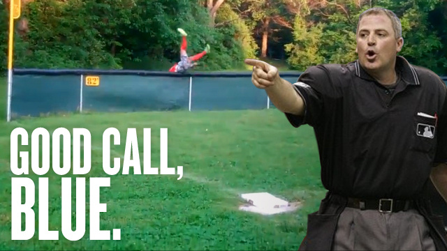 How An MLB Umpire Helped This Kalamazoo Wiffleball Team Win Its Game