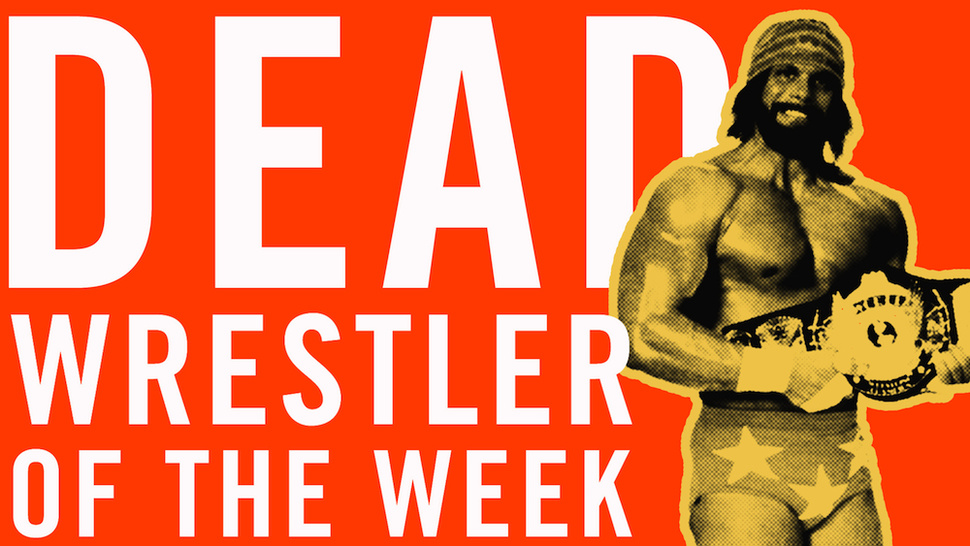 "Dead Wrestler Of The Week: ""Macho Man"" Randy Savage"