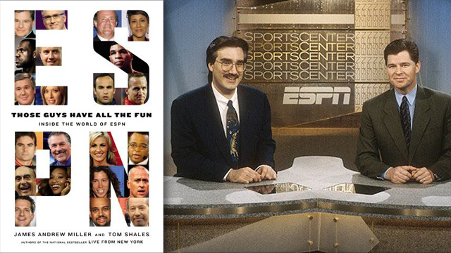 ESPN Book Excerpt: Keith Olbermann, The Asshole Genius