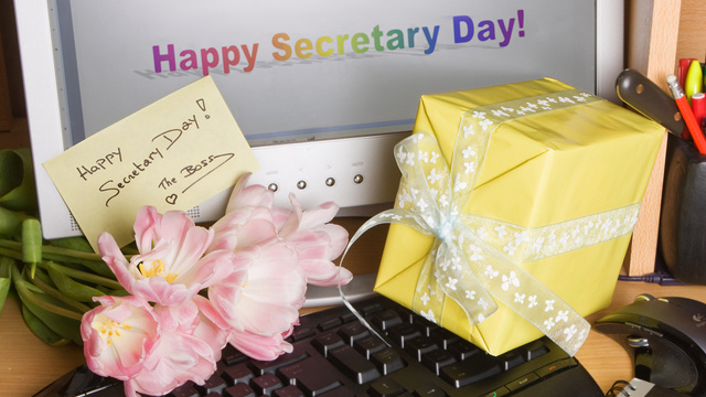 """Secretary's Day"" And Social Control"