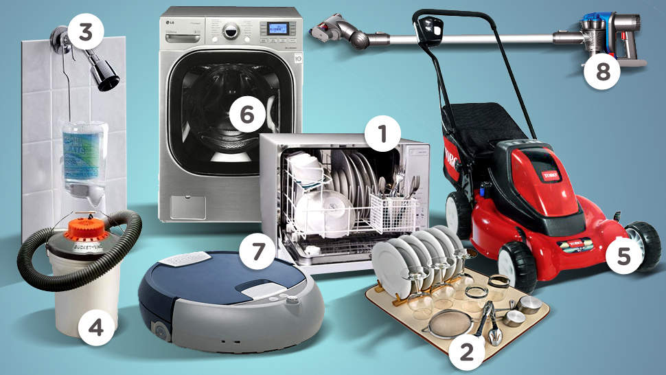 8 Tools to Help Jumpstart Your Spring Cleaning