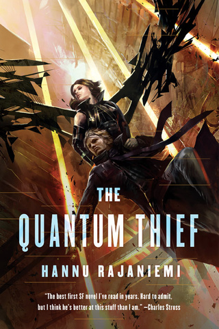 io9 Book Club reminder: Meeting to discuss Hannu Rajaniemi's The Quantum Thief on 6/28