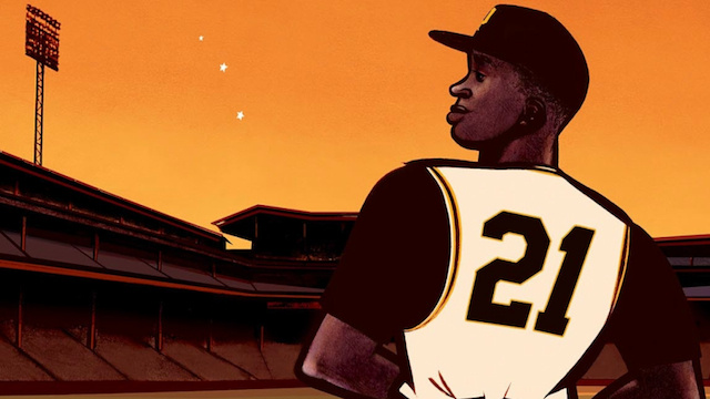 Roberto Clemente's 3,000th Hit, In Glorious Graphic-Novel Form