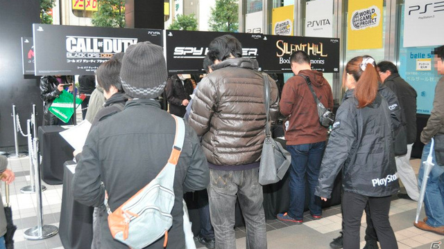 At a Tokyo Event, Sony Turned Western Games into Video Game Ambassadors