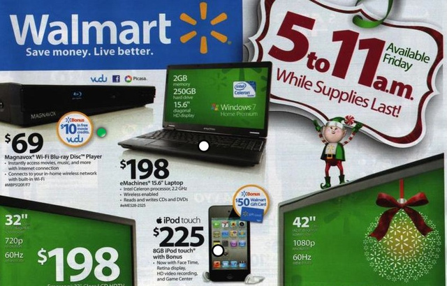 All the Black Friday 2010 Deals Right Now