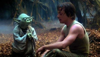 Yoda was originally played by a monkey in a mask, and other secrets of The Empire Strikes Back