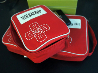 Be Prepared for Everyday Tech Problems with an Essentials Backup Kit