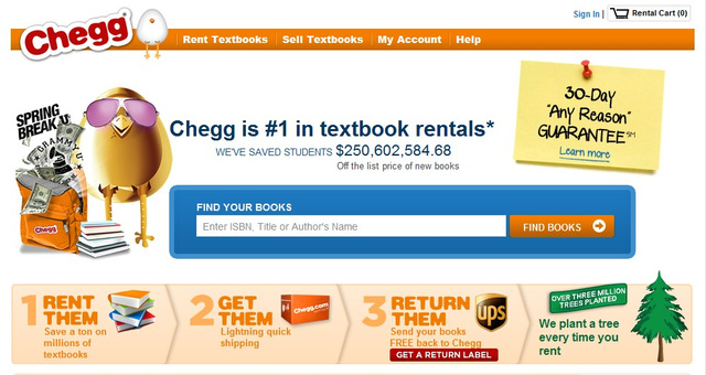 Five Best Places to Buy Cheap Textbooks