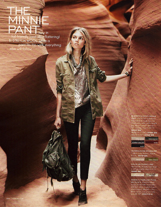 Operation Desert Porn: J.Crew's Wartime Glamour