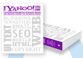 Yahoo Style Guide Is a Digital Style Manual, Like AP for the Web