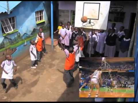Kenyan Orphanage Reenacts Larry Bird's Steal Against The Piston…