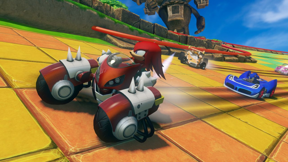 Fans Asked to Pick <em>Sonic & All Stars Racing</em> DLC; Will Sega Hear Them Out?