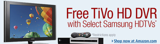 Amazon Offering Free TiVo HDs With Many TVs