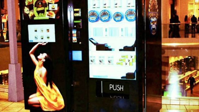 Click here to read Caviar Vending Machines Are Perfect for the Tycoon on the Go
