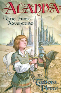 Alanna: The First Adventure: For The Crossdressing Knight In Every Girl