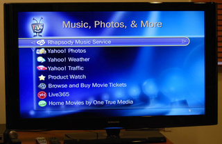 TiVo Rocks the Rhapsody Music Service