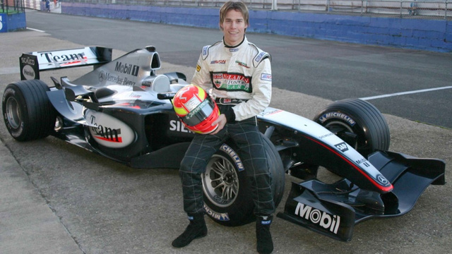 How I Got To Drive A Real McLaren Formula One Car