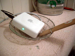AirPort Express Wi-Fi Range Hacks