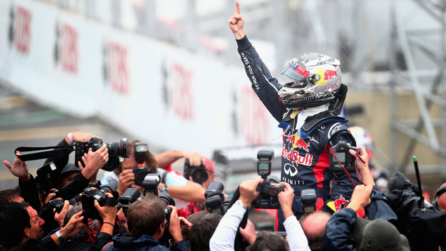 SPOILER ALERT: A Man Just Won The Formula One World Championship