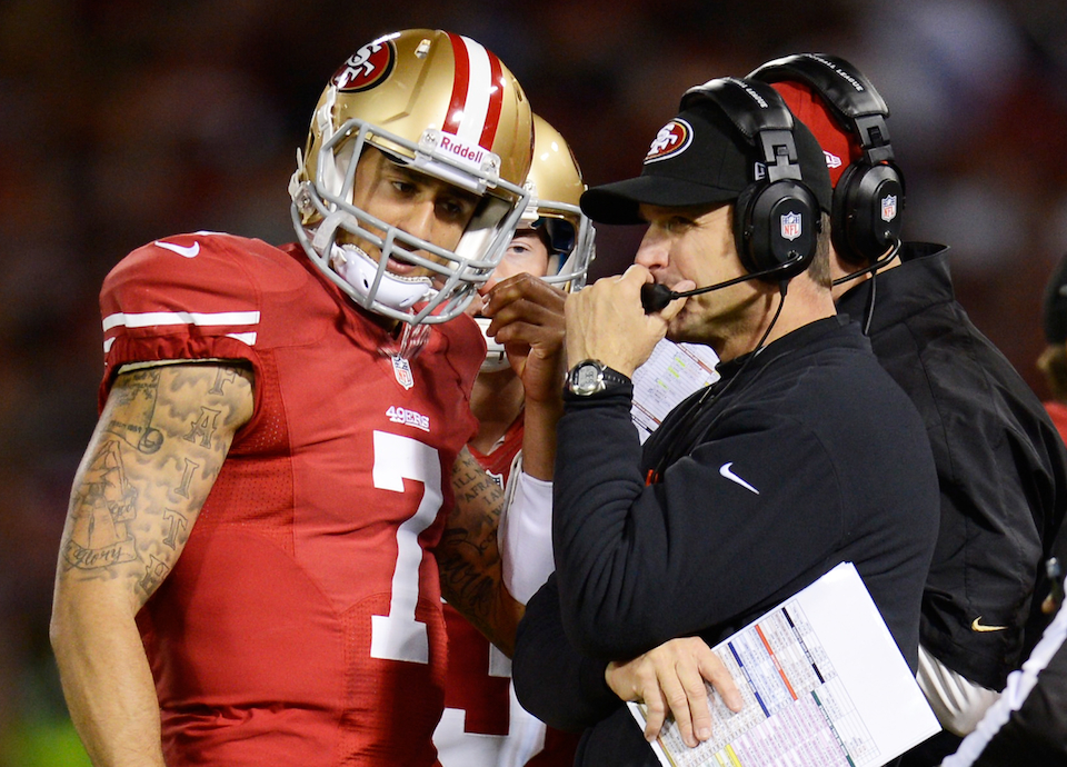 Colin Kaepernick Is A Psychic: Your NFL Late Games Viewing Guid…