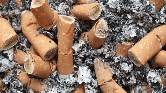 Smoking Will 'Rot' Your Brain