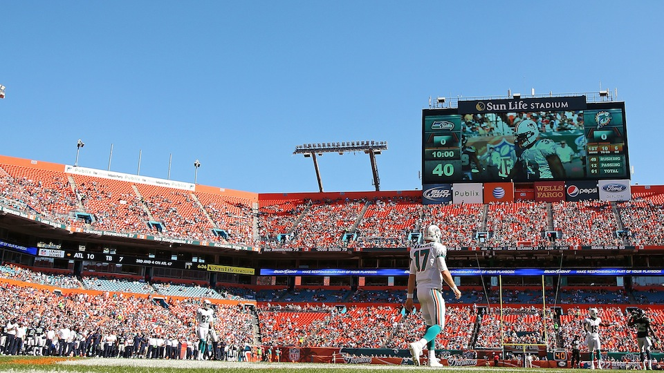 Good News, Miami! There's More Stadium Work For You To Publicly…