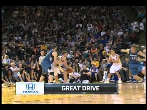Harrison Barnes Demolishes Nikola Pekovic With The Dunk Of The …