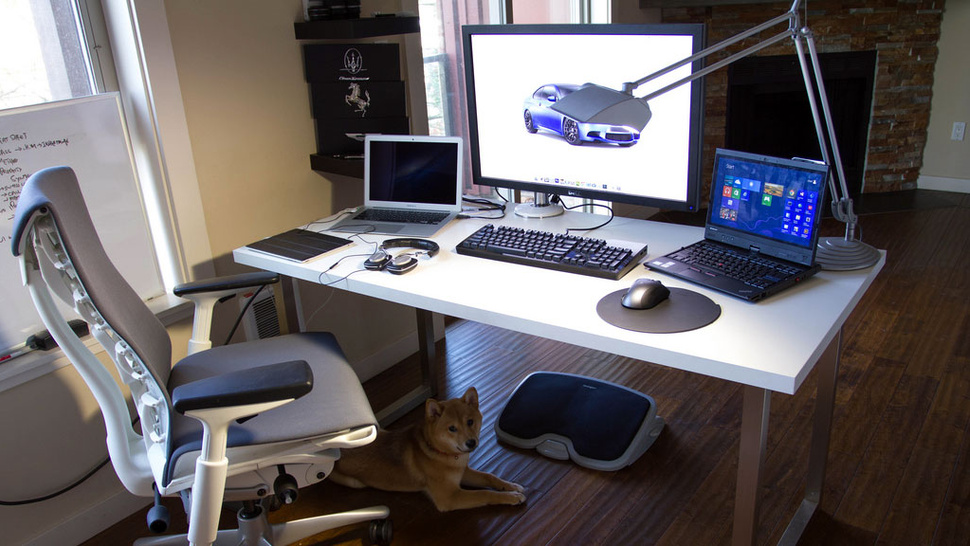 The Multi-Platform Workspace