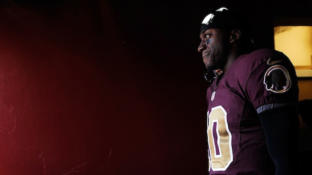 Robert Griffin III Is Basically The President Of The United Sta…