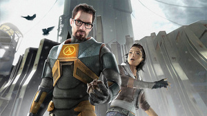 Valve Writer Picks the Perfect Men For a Half-Life Movie