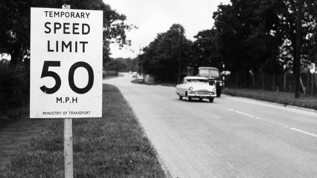 The Most Ridiculous Speed Limits