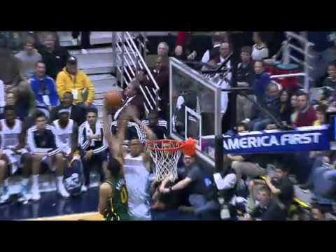 JaVale McGee Converts An Alley-Oop While Getting Fouled And Nev…