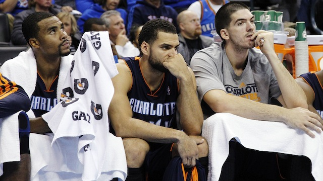 The Bobcats Were So, So Awful Last Ni