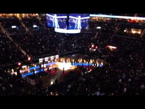 Slick Rick's Embarrassing Performance At The Nets Game Last Nig…