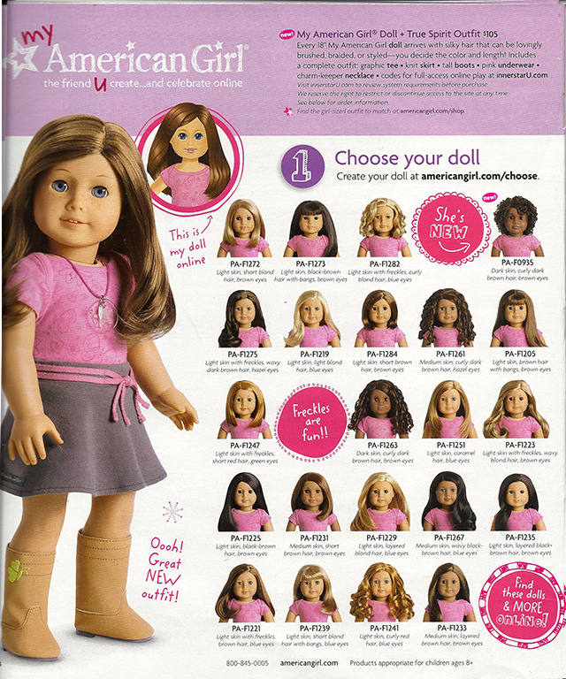 Getting American Girl Dolls With Hearing Aids and Allergy-Free Lunches
