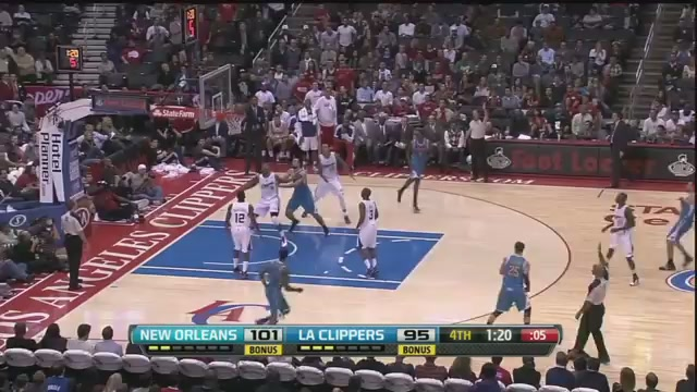 The Los Angeles Clippers Missed Five Three-Pointers In One Minu…