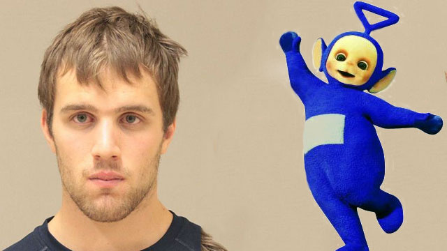 "Red Wings Prospect Arrested For Allegedly Being ""Super-Drunk"" While Wearing Teletubby Costume"