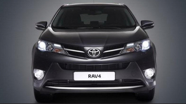 Toyota is unveiling a new RAV4 tomorrow. Some pictures just leaked . I