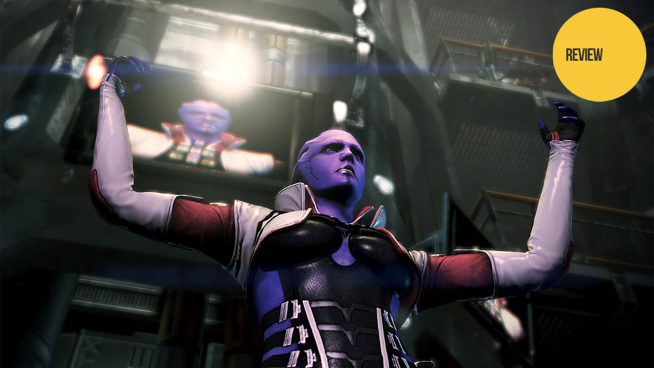 Click here to read &#60;em&#62;Mass Effect 3: Omega&#60;/em&#62;: The &#60;em&#62;Kotaku&#60;/em&#62; Review