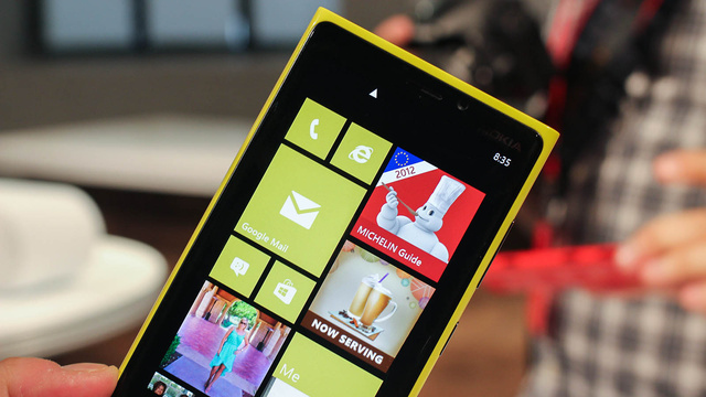 Click here to read Microsoft Solve Windows Phone 8's Random Rebooting Problem