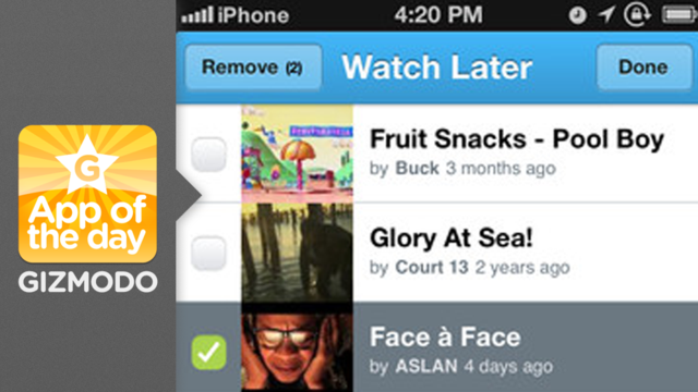 Vimeo for iPhone: Watch Amazing Short Films in a Simplified App