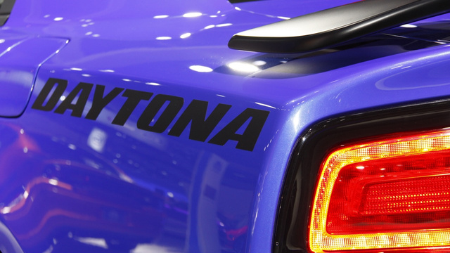 2013 Dodge Charger Daytona: I Just Blue Myself