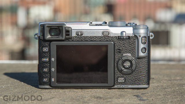 Fuji X-E1 Review: Wonderful for Stills, But It's No Jack of All Trades