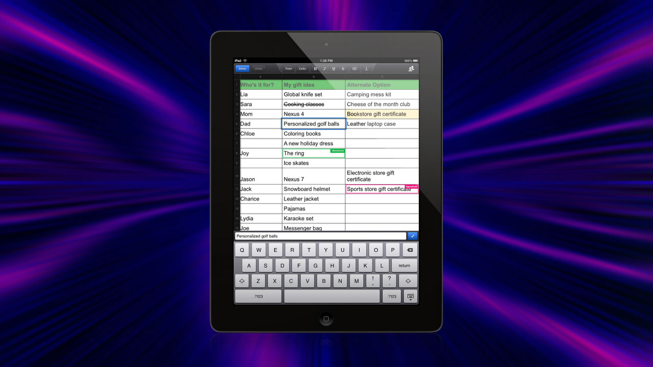 Click here to read Google Drive Adds Spreadsheet Editing to Its Mobile App