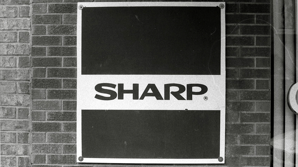 Sharp Is Pleading With Tech Firms For Financial Help