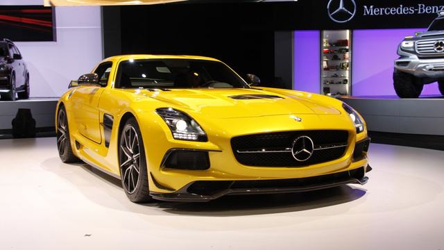 Everything You Need To Know About The LA Auto Show — Day Two
