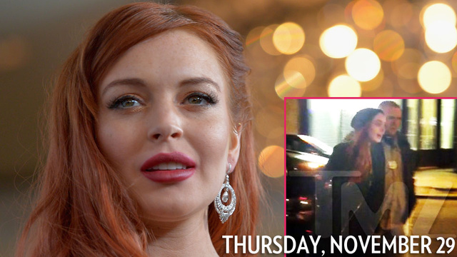 It's Thursday So Lindsay Lohan Got Arrested Again