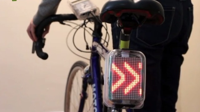 Click here to read Build Your Own Arduino-Powered Bicycle Lights, Turn Signals, and Odometer for Safe Night Riding
